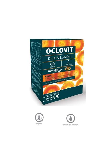 Oclovit 60 perlas Dietmed