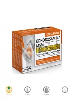 Kondrosamina MSM Extra Forte 20 sobres Dietmed