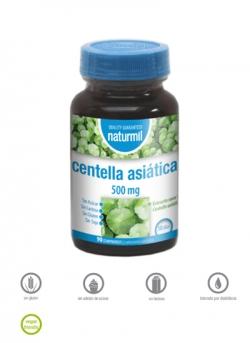 Centella Asiática Naturmil 90 comprimidos Dietmed