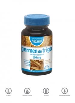 Germen de Trigo Naturmil 500 mg 120 perlas Dietmed