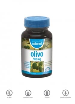 Olivo Naturmil 60 comprimidos Dietmed