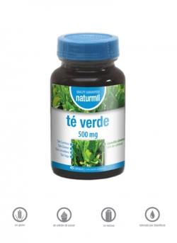 Té Verde Naturmil 45 cápsulas 500 mg Dietmed