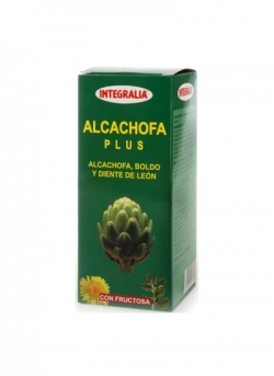 Alcachofa Plus Jarabe 250 ml Integralia