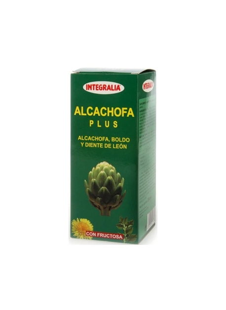 Alcachofa Plus Jarabe 250 ml Integralia