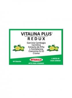 Vitalina Plus Redux 60 cápsulas Integralia