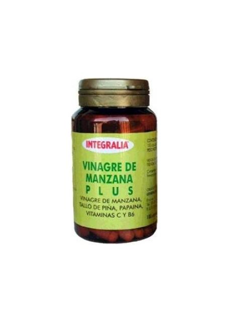 Vinagre de Manzana Plus 100 cápsulas Integralia