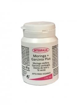Moringa + Garcinia Plus 60 cápsulas Integralia
