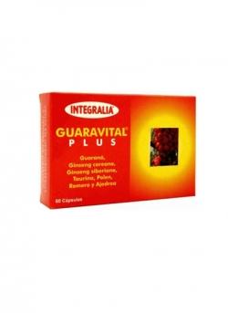Guaravital Plus 60 cápsulas Integralia