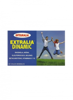 Extralia Dinamic 20 viales Integralia