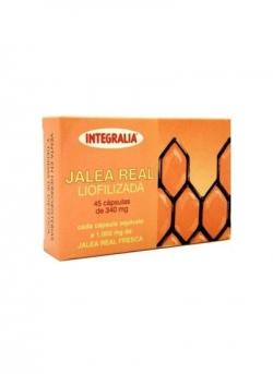 Jalea Real Liofilizada 45 cápsulas Integralia