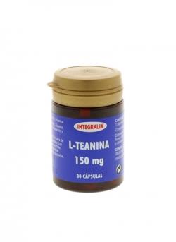 L Teanina 30 cápsulas Integralia