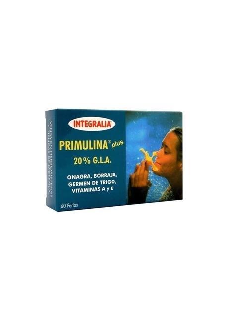 Primulina Plus 60 perlas Integralia