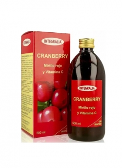 Cranberry Jarabe 500 ml Integralia