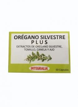 Orégano Silvestre Plus 60 cápsulas Integralia