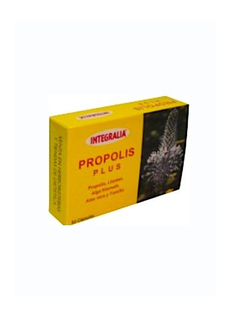 Própolis Plus 60 cápsulas Integralia