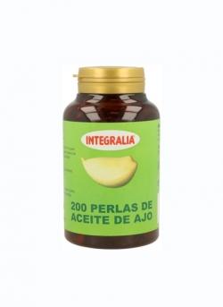 Perlas de Aceite de Ajo 200 perlas Integralia