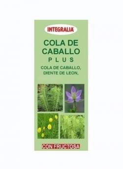 Cola de Caballo Plus Jarabe 250 ml Integralia
