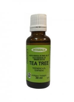 Aceite Esencial Árbol del Té Ecológico 30 ml Integralia