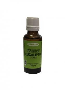 Aceite Esencial de Eucalipto Eco 30 ml Integralia
