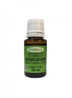 Aceite Esencial de Jengibre Ecologico 15 ml Integralia