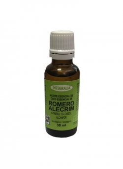 Aceite Esencial de Romero Eco 30 ml Integralia