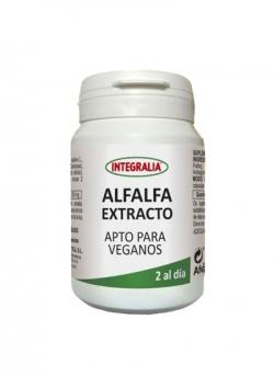 Alfalfa Extracto 60 capsulas Integralia
