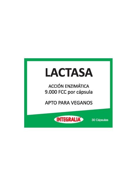Lactasa 30 capsulas Integralia