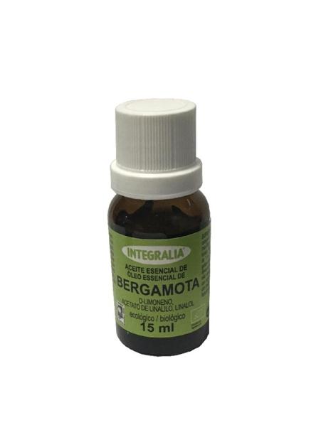 Aceite Esencial de Bergamota Eco 15 ml Integralia