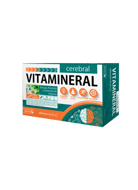 Vitamineral Familiar 250 ml Dietmed