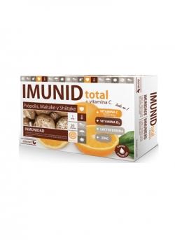 Imunid Total + Vitamina C 20 ampollas 15 ml Dietmed