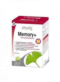 Memory+ 30 capsulas Physalis