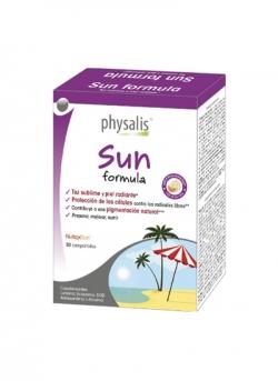 Sun Formula 30 comprimidos Physalis