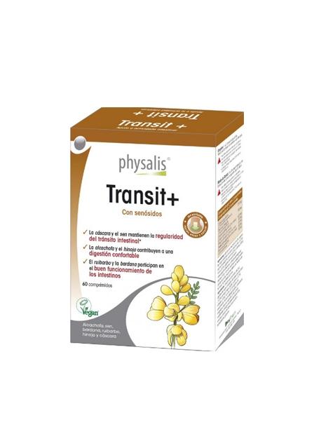 Transit+ 60 comprimidos Physalis