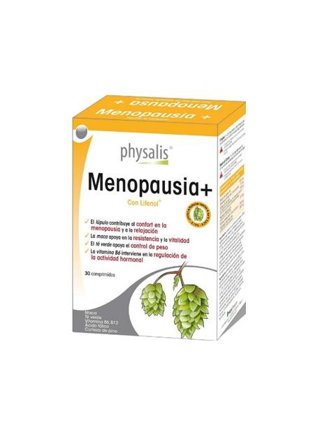 Menopausia+ 30 comprimidos Physalis