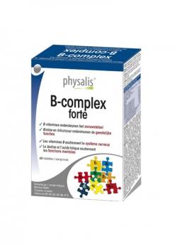B Complex Forte 60 comprimidos Physalis