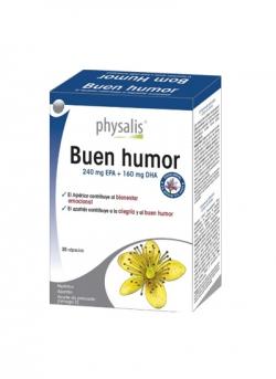 Buen Humor 30 cápsulas Physalis
