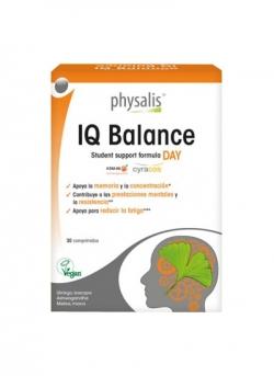 IQ Balance Day 30 comprimidos Physalis