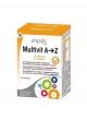 Multivit A - Z 45 comprimidos Physalis