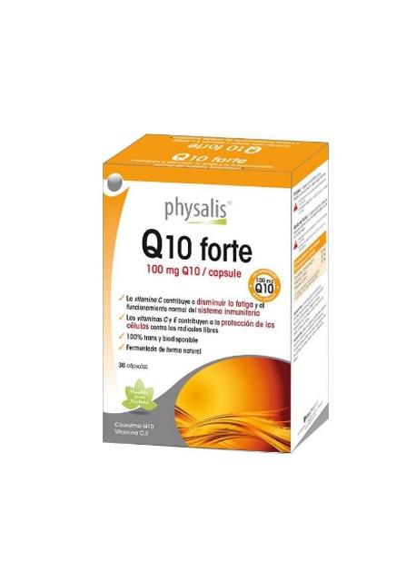Q10 Forte 30 cápsulas Physalis