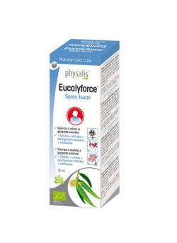 Eucalyforce Spray Bucal 30 ml Physalis