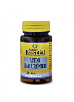 Ácido Hialurónico 60 cápsulas 100 mg Nature Essential