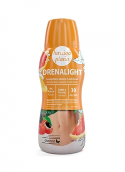 Drenalight Barriga Plana 600 ml Dietmed