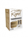 Lipo Rapid Thermogenic 30 cápsulas vegetales Dietmed