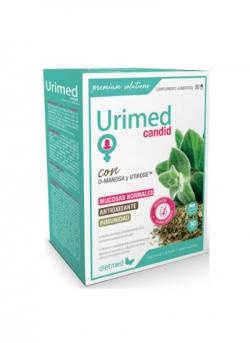 Urimed Candid 30 cápsulas Dietmed