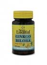 Ginkgo Biloba 60 comprimidos 500 mg Nature Essential