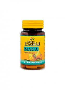 Maca 50 cápsulas 500 mg Nature Essential