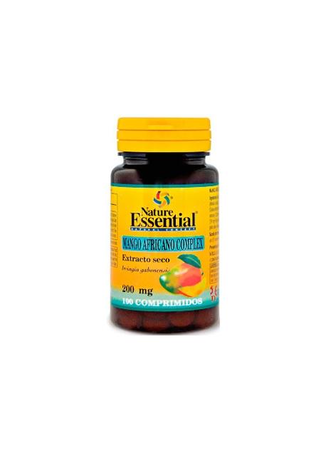 Mango Africano Complex 100 comprimidos Nature Essential