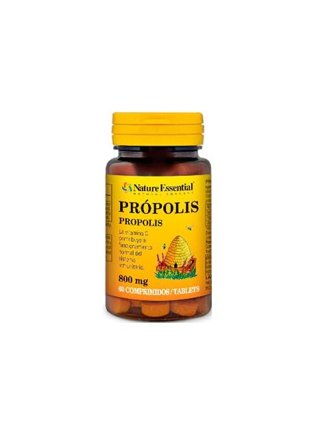 Própolis 60 comprimidos 800 mg Nature Essential
