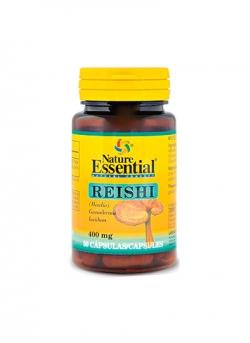 Reishi 50 cápsulas 400 mg Nature Essential