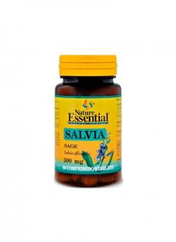 Salvia 60 comprimidos 300 mg Nature Essential